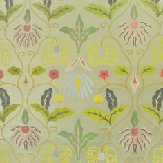 Miranda Fabric, Wallpaper | Clarence House
