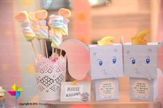 Dumbo Birthday Party Ideas | Photo 2 of 18 | Catch My Party