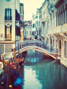 Art Print: Venice Memories II by Irene Suchocki : 40x30in