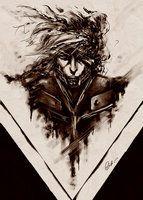 Metal Gear Rising by AnetaChalimoniuk