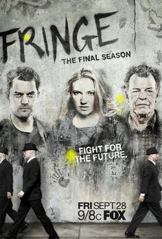 Fringe: The Final Season. Ah! I need to catch up before then!