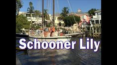 Schooner Lily Heads Out