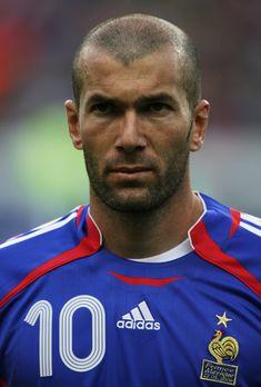 Zinedine Yazid Zidane Best ever Legend