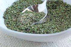 1 Teaspoon of Dried Basil. www.bulkpowders.co.uk