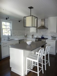 Caesarstone Raven Design, Pictures, Remodel, Decor and Ideas - page 8