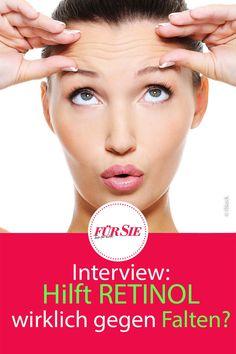 Niemand trägt gern Falten im Gesicht, auch wenn wir die Zeichen der Zeit, und unserer Lebensweise, natürlich nicht aufhalten können. Aber muss man sich nun komplett geschlagen geben? Retinol soll DIE Wunderwaffe gegen Falten sein – aber ist das wirklich so? Wir haben Dermatologin und Venologin Dr. Estefanía Lang, Ärztin von Dermanostic gefragt! #falten #retinol #hyaluron #antiaging #interview #faltenbekämpfung #schönehaut #beauty #fuersiemagazin