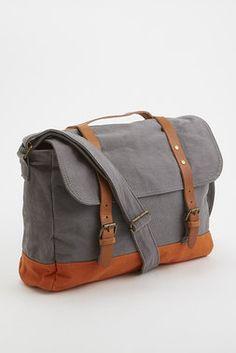 e3942720f9c4 Canvas Messenger Bag - Maker   Company - Bags   JackThreads Canvas Messenger  Bag