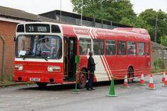 bus at Ashdown House bus stop ? Hastings East Sussex, Bus Coach, Bus Stop, Busses, Coaches, Vans, David, Trucks, Classic