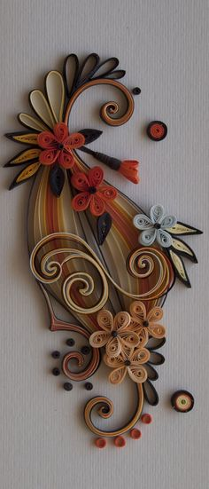 Quilling by Neli 2011/7