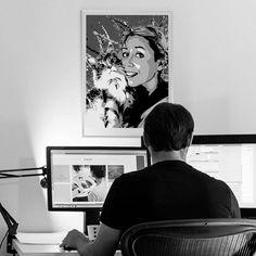Photo personnalisée style Pollock à partir de 39€ #portrait #chat Photo Pop Art, Portraits, Decor Interior Design, Photos, Decoration, Poster, Animals, Fictional Characters, Style