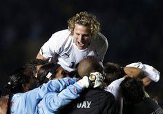 Uruguay wins the Copa America 2011
