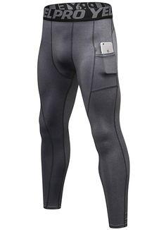 Mens Sports Tights Cool Dry Baselayer Leggings Pro Traning Pants Zoilmxmen Mens Compression Sweatpants