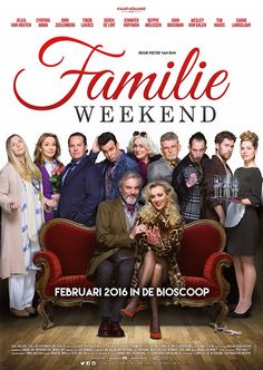 Familieweekend - april 2016