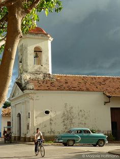 Iglesia de San Francisco de Paula, Trinidad
