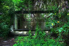 7 Strangely Abandoned Places In Bali That Will Give You The Chills