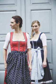 Dressy dipping dressing up to go swimming on pinterest for Dirndl fa r mollige