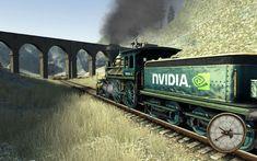 Télécharger Western Railway - dition NVIDIA Screensaver   NVIDIA Cool Stuff