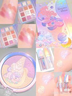 Makeup And Beauty Blog, Beauty Make Up, Diy Beauty, Makeup Box, Skin Makeup, Makeup Stuff, Kawaii Makeup, Cute Makeup, Peach Makeup