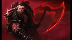 Darius League of Legends Art Lol League Of Legends, Game Character, Character Design, Character Concept, Lol Champions, Evil Empire, Fantasy Characters, Fictional Characters, Fan Art