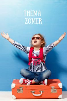 Thema zomer; op reis, vakantie, zomervakantie Black Ops 4, Summer Kids, Color Change, Teaching, School, Photography, Camping, Tips, Campsite