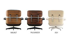 Eames® Lounge and Ottoman | Quick Ship