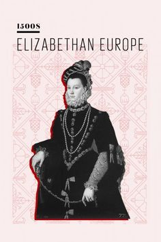 The History Of The Little Black Dress: 1500s — Sumptuary laws during Elizabethan Europe (laws restricting displays of extravagance) made black not only one of the most popular hues around, but also helped modernize textile technology. It became popular for the wealthy to wear richly dyed black dresses.