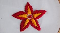 TOUR EMBROIDERY RIBBON GARLAND ONLINE TUTORIAL LESSON 6 OF 8: ROSE - VIDEOS DE EMBROIDERY STITCHES   SERIES DE EMBROIDERY STITCHES   TVPlayVideos - Reproduce videos restringidos de YouTube