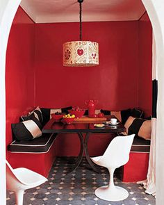 Moroccan-style home interiors