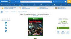 [Wal-Mart] Xbox One Killer Instinct Definitive Edition 3254551 por R$ 179,90