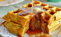 Waffles, Sweets, Breakfast, Recipes, Morning Coffee, Gummi Candy, Candy, Waffle
