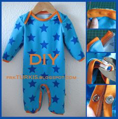tute for sewing bodysuit