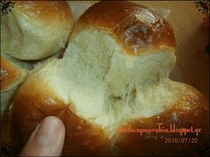ΑΦΡΑΤΑ ΨΩΜΑΚΙΑ ΓΙΑ ΧΑΜΠΟΥΡΓΚΕΡ . Hamburger, Bread, Blog, Brot, Blogging, Baking, Burgers, Breads, Buns