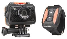 SOOCOO S60 waterproof sports camera [review]