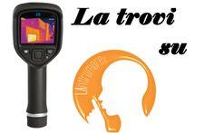 Prosegue la promo sulla Termocamera Flir Serie E8. Risparmio Eur.2000 http://bit.ly/1x7Qae0  Contattaci: info@lantirumore.it