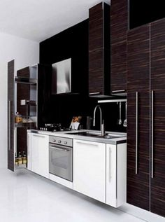 minimalist-kitchen-with-soft-dark-color-touch-10 - Easy Decor
