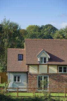 Worcestershire Cottage - Border Oak - oak framed houses, oak framed garages and structures.