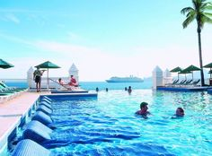 Riu Palace Cabo San Lucas All Inclusive Resort - Los Cabos, Mexico | Imagine yourself basking in the sun on the Baja coast and bring your fantasy to life at Riu Palace Cabo San Lucas | Check Rates!