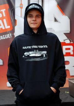 SAVE THE VINYL hoodie