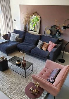 Welcome to our 2019 summer gallery of popular living room decor ideas. We are sure that this year Living Room Modern, Home Living Room, Apartment Living, Living Room Designs, Living Room Furniture, Home Furniture, Living Room Decor, Furniture Ideas, Small Living