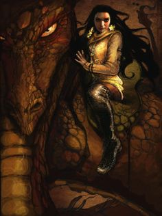 """she looped her arms around the scaly neck, pulsing with heat and smoke and said, """"only the brave ride dragons."""""""