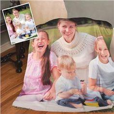 your photo fleece throw from lillian vernon lillian vernon anniversary ideas aging parents