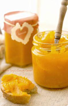 Pumpkin Coconut Jam