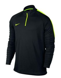 Nike Dry Academy Football Drill Top. Pantalón para hombre entrenamiento. 839344-018 Athletic, Nike, Jackets, Fashion, Sweatshirt, Pants, Training, Men, Down Jackets
