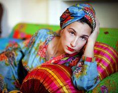 Lisa Corti I love her colors