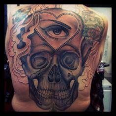 #Tattoos #AntonyFlemming