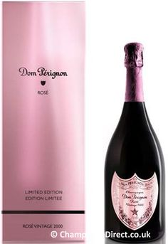 Dom Perignon Limited Edition will really get the party started!