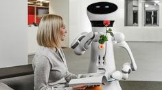 Six and a half years after the previous iteration, the Fraunhofer Institute has released an update to its Care-O-bot, an affordable service robot for personal and professional use...