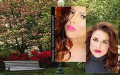 Rachel Lorin - @RachelLFilsoof Commercial #Model, #Fashion Model, #Advertising, #Photoshoots... Campaigns and advertising on TV, video... #Cosmetics ... #Jewelry ... [#Lipstick Photoshoot - #CentralPark #NY]