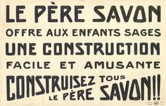 Saved by Jennifer Lucey-Brzoza (jenniferluceybrzoza). Discover more of the best Vintage, Pere, Savon, dos, and Type inspiration on Designspiration Typography Love, Vintage Typography, Typography Quotes, Typography Inspiration, Typography Letters, Graphic Design Typography, Hand Lettering, French Typography, Vintage Logos