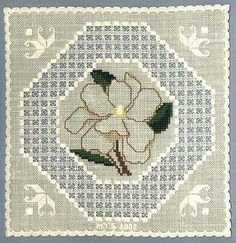 Welcome to the Flower Thread Company: Your Source for 20ct Irish Linen, Cross Stitch and Hardanger Embroidery